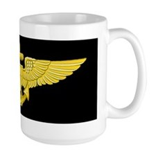 Navy Wings LP Mug