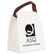 ASQ-Logo-black-RGB-3 Canvas Lunch Bag