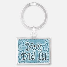 YOU DID IT CARDS Landscape Keychain
