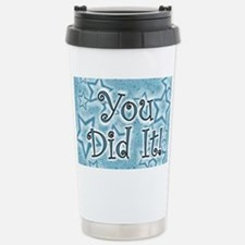 YOU DID IT CARDS Stainless Steel Travel Mug