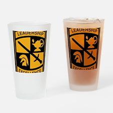 ROTC LP Drinking Glass