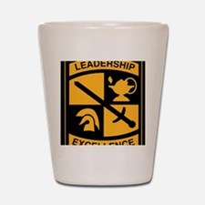 ROTC LP Shot Glass