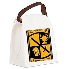 ROTC LP Canvas Lunch Bag
