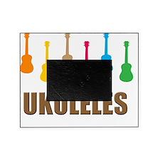 ukulele ukuleles uke ukes Picture Frame