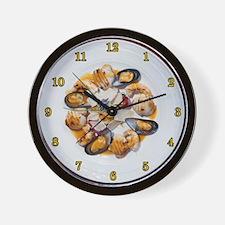 dinner  Wall Clock