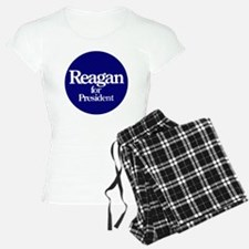 Reagan-button Pajamas