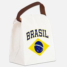 brazilcolor Canvas Lunch Bag