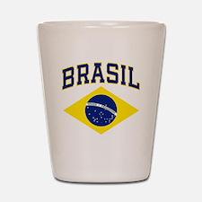 brazilcolor Shot Glass