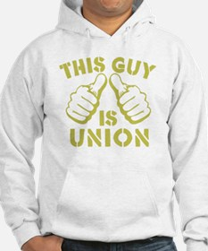 This GUy is Union-GD Hoodie