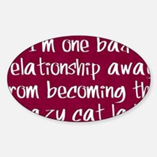 crazy-cat-lady_rect2 Decal