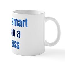 smart-ass_rect2 Mug
