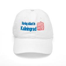 Having Oblast in Kaliningrad Baseball Cap