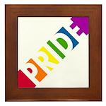 Pride Pop Framed Tile