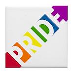 Pride Pop Tile Coaster