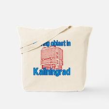 Having Oblast in Kaliningrad Tote Bag