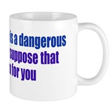 little-knowledge_bs1 Mug