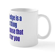 little-knowledge_rect1 Mug