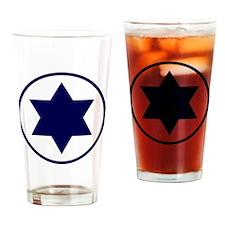 Israel Drinking Glass