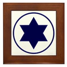 Israel Framed Tile