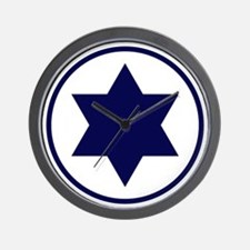 Israel Wall Clock