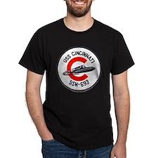 cincinnati patch T-Shirt