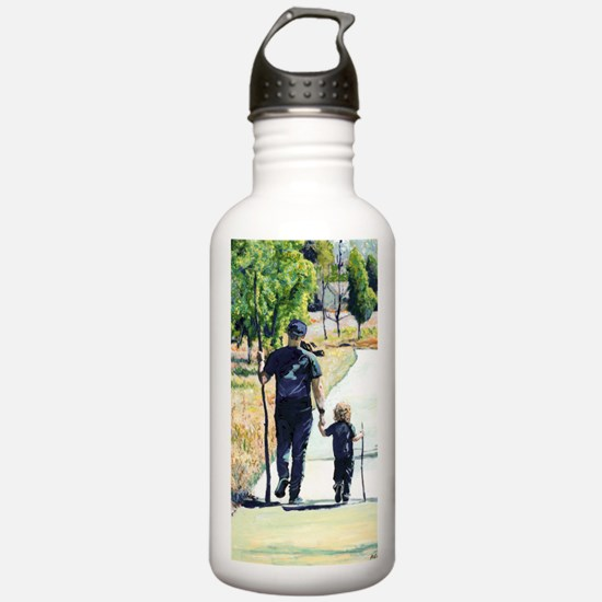Fathers Day Gift By RD Water Bottle