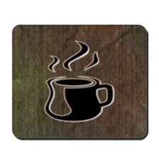 COFFEE_2 Mousepad