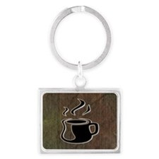COFFEE_2 Landscape Keychain