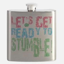 LETSGETREADYTOSTUMBLE Flask