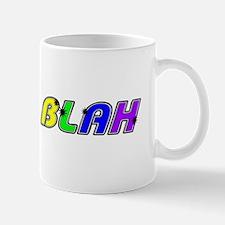 LadyBlahblahRainbow copy Mug