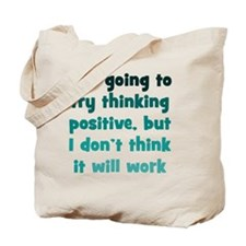 positive-thinking_tall1 Tote Bag