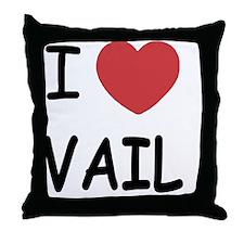 VAIL Throw Pillow