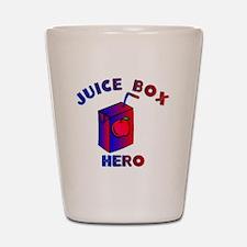 Juice Box Hero Shot Glass