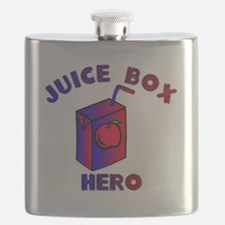 Juice Box Hero Flask