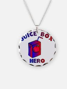 Juice Box Hero Necklace
