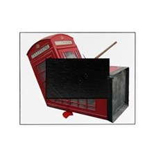 Banksy Phone Box Picture Frame