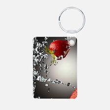 Strawberries_iPhone Keychains