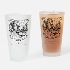 AliceInWonderland1 Drinking Glass