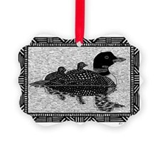 Loons Ornament