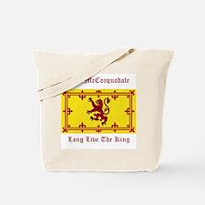McCorquodale Tote Bag