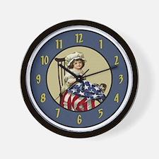 wallclock106 Wall Clock