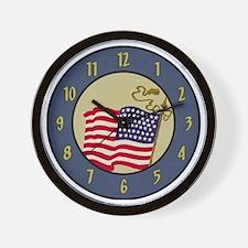 wallclock107 Wall Clock