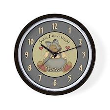 wallclock118 Wall Clock
