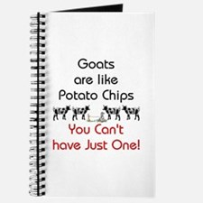 Goats are Like Potato Chips Journal