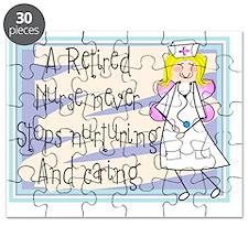 Retired Nurse Puzzle