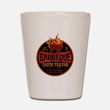 bbq lover Shot Glass