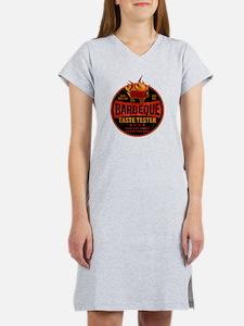 bbq lover Women's Nightshirt