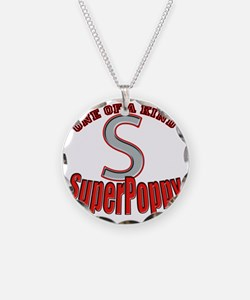 SuperPoppy Necklace