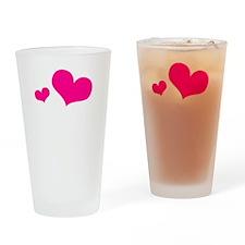 BTB2neg Drinking Glass