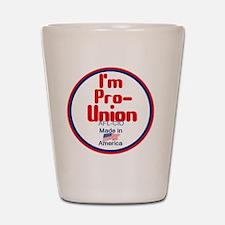 Pro Union Shot Glass